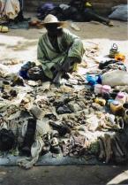 Schamanen - in Mali staatlich anerkannte Heiler