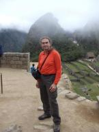 In Machu Picchu